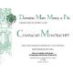 Domaine Marc Morey et Fils Chassagne-Montrachet  - label
