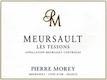 Domaine Pierre Morey Meursault Les Tessons - label