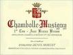 Domaine Denis Mortet Chambolle-Musigny Premier Cru Aux Beaux Bruns - label
