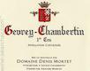 Domaine Denis Mortet Gevrey-Chambertin Premier Cru  - label