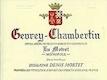 Domaine Denis Mortet Gevrey-Chambertin En Motrot - label