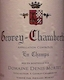 Domaine Denis Mortet Gevrey-Chambertin En Champs - label