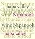 Dominus Estate Napanook - label