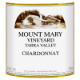 Mount Mary Chardonnay - label