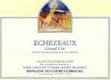 Domaine Georges Mugneret-Gibourg Echezeaux Grand Cru  - label