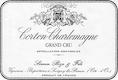 Domaine Simon Bize et Fils Corton-Charlemagne Grand Cru  - label