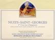 Domaine Georges Mugneret-Gibourg Nuits-Saint-Georges Premier Cru Les Chaignots - label