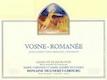 Domaine Georges Mugneret-Gibourg Vosne-Romanée  - label