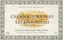 Domaine Jacques-Frédéric Mugnier Chambolle-Musigny Premier Cru Les Amoureuses - label