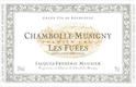 Domaine Jacques-Frédéric Mugnier Chambolle-Musigny Premier Cru Les Fuées - label