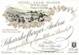 Egon Müller Scharzhofberger Riesling Auslese - label