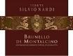 Tenute Silvio Nardi Brunello di Montalcino  - label