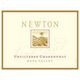 Newton Vineyard Unfiltered Chardonnay - label