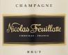 Nicolas Feuillatte Brut - label