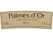 Nicolas Feuillatte Palmes d'Or - label