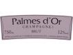 Nicolas Feuillatte Palmes d'Or Rosé - label