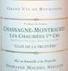 Domaine Michel Niellon Chassagne-Montrachet Premier Cru Les Chaumées Clos de la Truffière - label