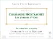 Domaine Michel Niellon Chassagne-Montrachet Premier Cru Les Vergers - label