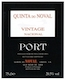 Quinta do Noval Porto Nacional Vintage Port - label