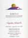 Andrea Oberto Barolo Vigneto Albarella - label