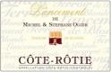 Domaine Michel et Stéphane Ogier Côte Rôtie Lancement - label