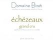 Domaine Jean-Yves Bizot Echezeaux Grand Cru  - label