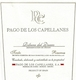 Pago de los Capellanes  Crianza - label