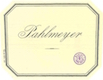 Pahlmeyer Merlot - label