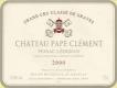 Château Pape Clément Blanc Cru Classé de Graves - label