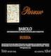 Parusso Barolo Bussia - label