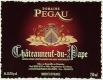 Domaine du Pegau Châteauneuf-du-Pape Cuvée Da Capo - label