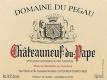 Domaine du Pegau Châteauneuf-du-Pape Cuvée Laurence - label