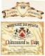 Domaine du Pegau Châteauneuf-du-Pape Blanc Cuvée Réservée - label
