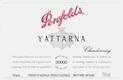 Penfolds Yattarna Chardonnay - label