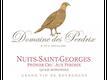Domaine des Perdrix Nuits-Saint-Georges Premier Cru Aux Perdrix - label