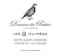 Domaine des Perdrix Nuits-Saint-Georges Aux Perdrix Les 8 Ouvrées - label