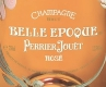Perrier-Jouët Belle Epoque Rosé - label