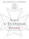 Château l'Evangile Blason de l'Evangile - label