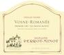 Domaine Perrot-Minot Vosne-Romanée Premier Cru Les Beaux Monts Vieilles Vignes - label