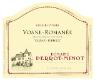 Domaine Perrot-Minot Vosne-Romanée Les Champs Perdrix Vieilles Vignes - label