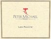Peter Michael Les Pavots - label