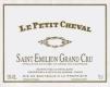 Château Cheval Blanc Le Petit Cheval Grand Cru - label