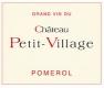 Château Petit-Village  - label