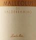 Bodegas Emilio Moro Malleolus de Valderramiro - label