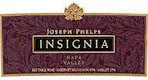 Joseph Phelps Vineyards Insignia - label