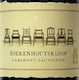 Boekenhoutskloof Cabernet Sauvignon - label