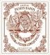 Château Pichon-Longueville Baron  Deuxième Cru - label