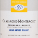 Domaine Jean-Marc Pillot Chassagne-Montrachet Premier Cru Morgeot - label