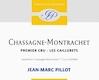 Domaine Jean-Marc Pillot Chassagne-Montrachet Premier Cru Les Caillerets - label