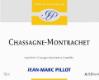 Domaine Jean-Marc Pillot Chassagne-Montrachet  - label
